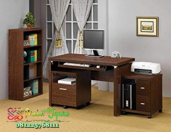 Desain Meja Kantor Minimalis Terbaru