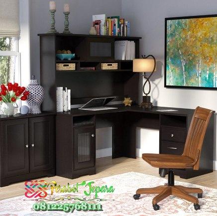 Set Meja Kantor Minimalis Terbaru
