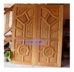 Daun Pintu Rumah Utama Minimalis PKJ-06