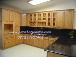 Kitchen Set Minimalis Terbaru Layout Model U