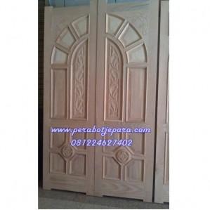 Model Pintu Rumah Double Minimalis