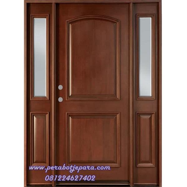 Pintu Rumah Minimalis 2 Panel
