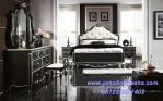 Set Kamar Tidur Mewah Black Pearl Klasik