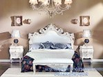 Set Kamar Tidur Ukir Klasik Mewah Rosalina