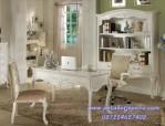 Set Meja Kantor Rumah Klasik