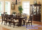 Set Ruang Meja Makan Minimalis