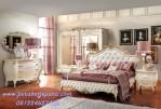 Set kamar Tidur Pengantin Ukir Klasik Eropa