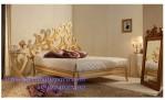 Tempat Tidur Mewah Gold Ricciolo