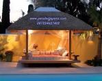 Gazebo Resort Hotel Dan Restoran Modern
