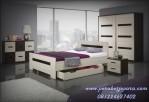 Kamar Tidur Minimalis Queen PKT-22