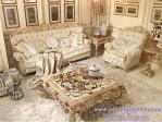 Furniture Set Kursi Mewah Ukir Untuk Ruang Tamu Klasik