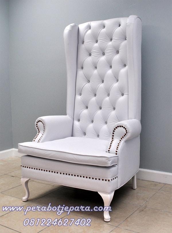 Kursi Sofa Simple Elegan With Throne