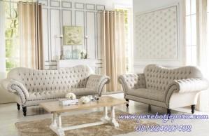 Kursi Tamu Sofa Santai Modern Lauren