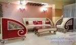 Set Kursi Klasik Ruang Tamu Mewah Terbaru