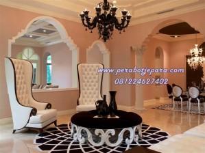 Set Kursi Kobra Ruang Tamu Klasik