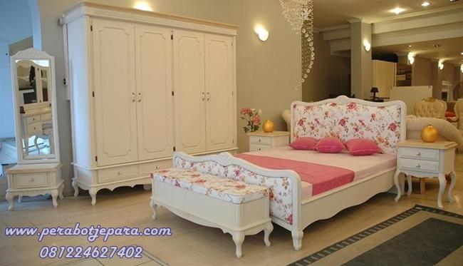 harga set kamar tidur minimalis klasik mewah perabot