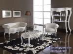Set Kursi Ruang Tamu Klasik Simple