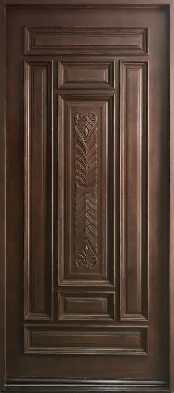 Desain Daun Pintu Kamar Rumah KPJ-13