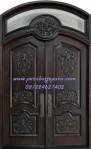 Pintu Kupu Tarung Ukiran Mebel Jepara KPJ-14