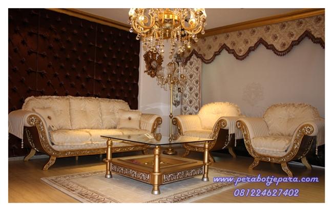 Harga sofa klasik mewah perabot jepara perabot jati for Sofa klasik