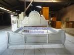 Tempat Tidur Klasik Pearl Pesanan Ibu Wanda Batam