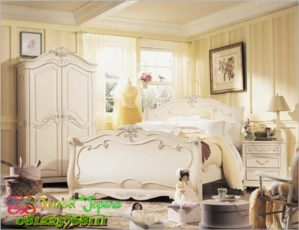 Set Kamar Anak Queen Princess