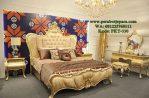 Set Kamar Mewah Baroque Gold PKT-330