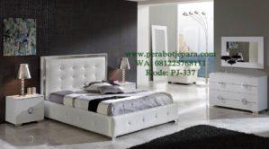 Tempat Tidur Minimalis Elegan PJ-337