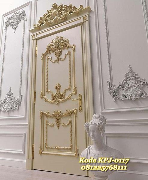 Jual pintu rumah mewah gaya eropa