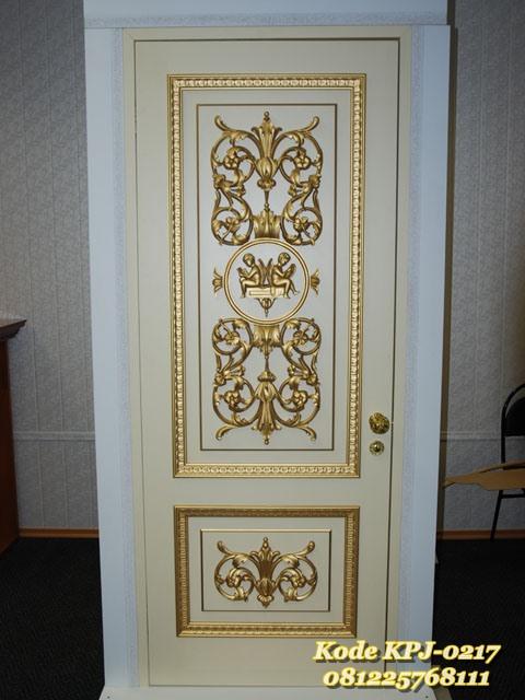 pintu rumah gaya eropa KPJ - 0217