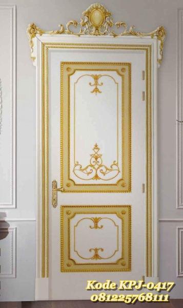 pintu rumah gaya eropa KPJ - 0417