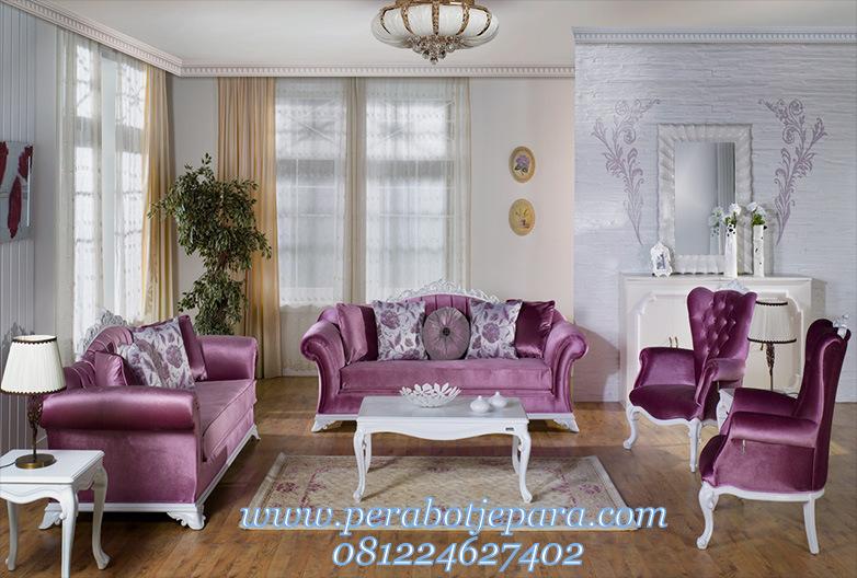 Kursi Tamu Sofa Minimalis Cat Duco