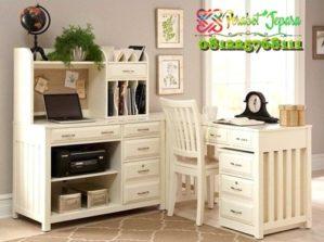 Desain Terbaru Meja Kantor Minimalis Duco