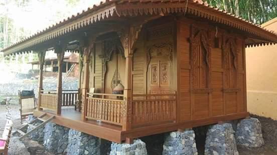 Jual Rumah Panggung Knock Down Bogor Berkualitas