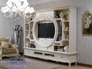 Model Bufet Tv Klasik Mewah Modern